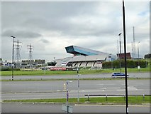 SJ7696 : Trafford Golf Centre and Chill Factore by Jonathan Hutchins