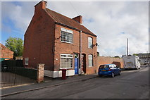 TA0322 : Houses on Soutergate, Barton upon Humber by Ian S