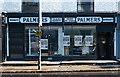 TQ2883 : Former pet shop, Parkway, Camden Town by Julian Osley