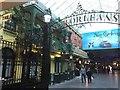 SJ7696 : Trafford Centre: New Orleans quarter by Jonathan Hutchins