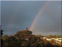 SX9065 : Rainbow, Torre by Derek Harper