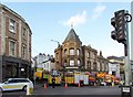 ST5873 : Fire engines at the foot of St Michael's Hill, Bristol by Derek Harper