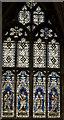 SO8318 : Clerestory Window N.III, Gloucester Cathedral by Julian P Guffogg