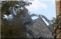 ST5873 : Firefighters, St Michael on the Mount church, Bristol by Derek Harper