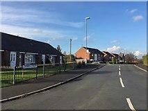 SJ8149 : Wood Lane: Church Street by Jonathan Hutchins