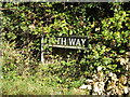TM1790 : Frith Way sign by Adrian Cable