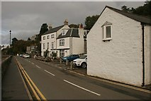 NX8355 : Anchor Hotel, Kippford by Richard Sutcliffe