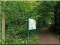 ST1382 : Information board, Castell Coch by Robin Drayton