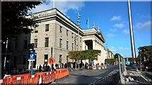 O1534 : General Post Office, Dublin by Chris Morgan