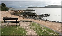 NX8354 : View across the rocks by Richard Sutcliffe