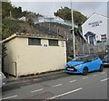 SN6296 : Former public toilets, Penhelig, Aberdovey by Jaggery