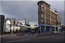 TQ3382 : Fairchild Street, Shoreditch by Ian Taylor