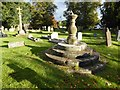 SO8299 : Sundial in Pattingham church by Philip Halling