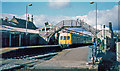 NY9464 : Hexham station, 1981 by Walter Dendy, deceased