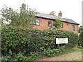 TM1785 : Marlborough Cottage, Tivetshall St.Mary by Adrian Cable