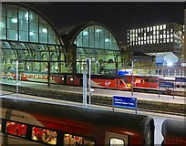 TQ3083 : King's Cross Station by Paul Harrop