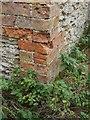 SK9786 : Cut Mark: Owmby by Spital, Cliff Farm by Brian Westlake