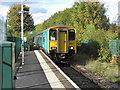 SO0702 : Troed-y-Rhiw station by Gareth James