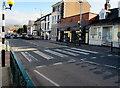 SH5800 : Zebra crossing, High Street, Tywyn by Jaggery