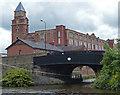 SD5705 : Pottery Changeline Bridge No 51 by Mat Fascione