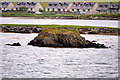 HU4941 : Rocky Islet, Bressay Sound by David Dixon