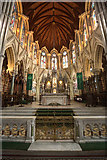 W7966 : St Colman's Cathedral, Cobh by David P Howard