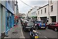 SH2482 : Market Street, Holyhead by Jeff Buck