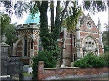 TM3389 : The Catholic Church of St Edmund, Bungay by JThomas