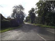 TM1093 : Rode Lane, Carleton Rode by Adrian Cable
