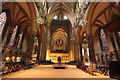 SK9771 : Cathedral nave by Richard Croft