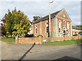 TM0691 : Old Buckenham Methodist Church by Adrian Cable