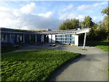 SO4382 : The Discovery Centre at Craven Arms by David Smith