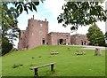SJ2106 : Powis Castle, near Welshpool, Powys by Derek Voller