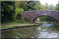 SK1902 : Bonehill Road Bridge, Birmingham & Fazeley Canal by Stephen McKay