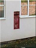 SK7431 : Postbox, Burden Lane, Harby by Alan Murray-Rust