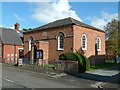 SK7431 : Harby Methodist Chapel by Alan Murray-Rust