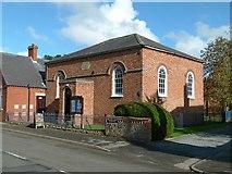SK7431 : Harby Methodist Chapel by Alan Murray-Rust
