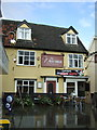 TM3389 : The White Swan public house, Bungay by JThomas