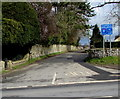 SO8701 : Unsuitable route for motor vehicles, Minchinhampton by Jaggery