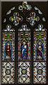 TF0039 : Window n.IV, St Michael and All Angels, Heydour by Julian P Guffogg