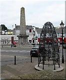 H6733 : Dawson Memorial in Church Square by Eric Jones