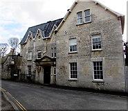 SO8700 : Grade II listed Priests House, Minchinhampton by Jaggery