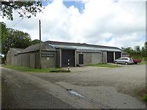 SW8635 : Lanhay Workshops by Rod Allday