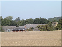 TG0723 : Brick Kiln Cottages, Kerdiston by Adrian Cable