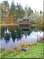 SE2177 : The Pagoda at Grewelthorpe Himalayan Gardens by Oliver Dixon