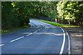 SU9768 : A329, Blacknest Road by Alan Hunt