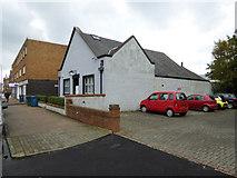 NS2982 : Helensburgh Masonic Lodge by Thomas Nugent