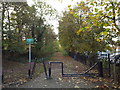 NZ3556 : Footpath and cycleway at South Hylton, near Sunderland by Malc McDonald