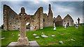 N0130 : Clonmacnoise Monastic Site by Peter Moore