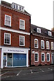 SO5139 : St Owen Street Podiatry Practice, Hereford by Jaggery
